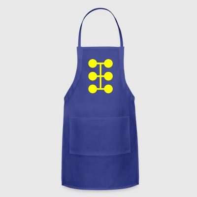 madrox sign - Adjustable Apron