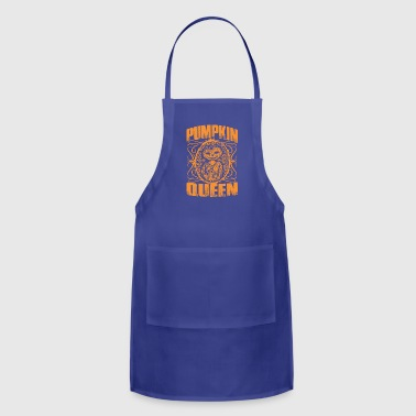 Pumpkin Queen Halloween - Adjustable Apron