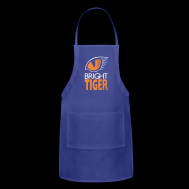 Bright Tiger - Adjustable Apron