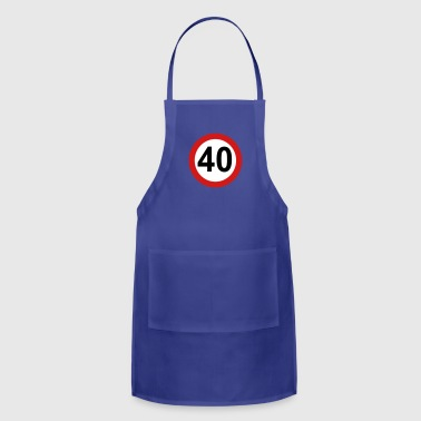 40 - Adjustable Apron