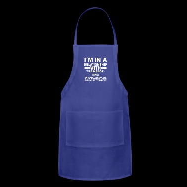 relationship with TRAINSPOTTING - Adjustable Apron