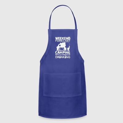 WEEKEND FORECAST CAMPING - Adjustable Apron