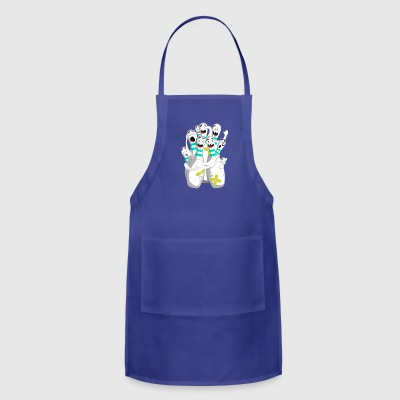 Nightmare bowling - Adjustable Apron