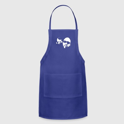 UGK Airbrushed Stencil - Adjustable Apron