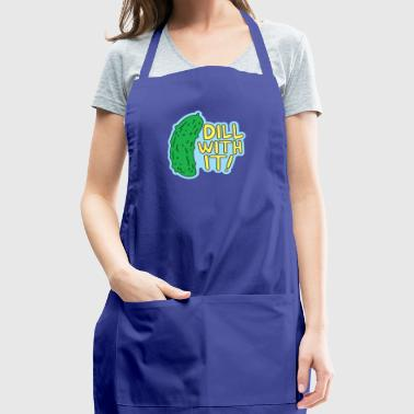 Dill With It - Adjustable Apron