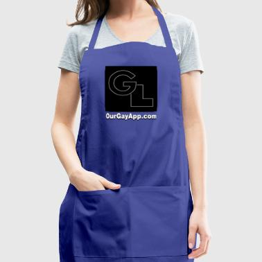 iPhone OurGayApp - Adjustable Apron