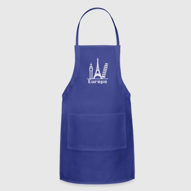 Europe - Adjustable Apron