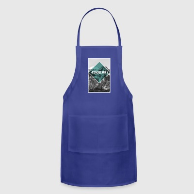 More than Conquerors - Adjustable Apron