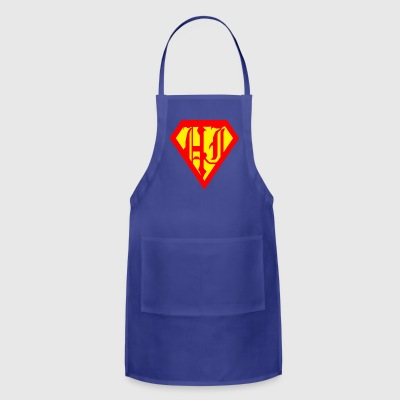HJ Shield Logo - Adjustable Apron