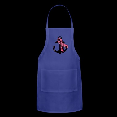 DailyDuo Breast Cancer Awareness - Adjustable Apron