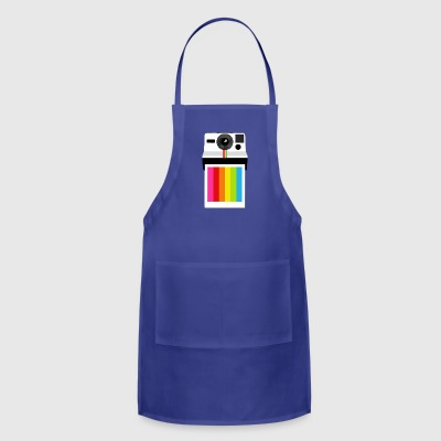 camera rainbow - Adjustable Apron