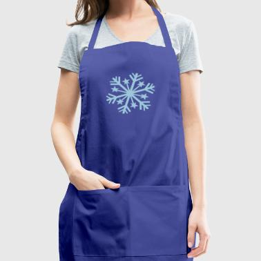snowflake - Adjustable Apron