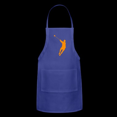 hammer throwing - Adjustable Apron