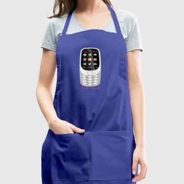 The iCon - Adjustable Apron