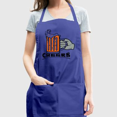 CHEERS! - Adjustable Apron
