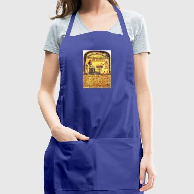 The Stele of Revealing - Adjustable Apron