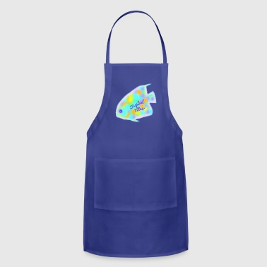 Tropical Vibes - Adjustable Apron