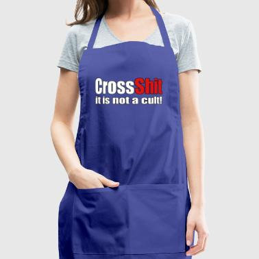 CrossShit Not a Cult - Adjustable Apron
