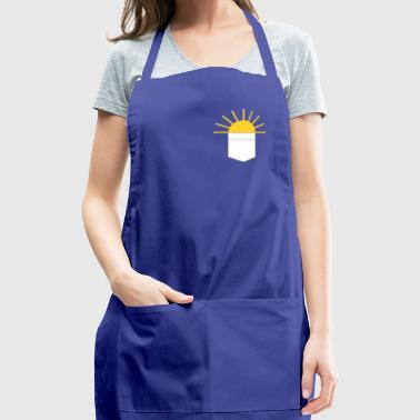 Sunshine - Adjustable Apron