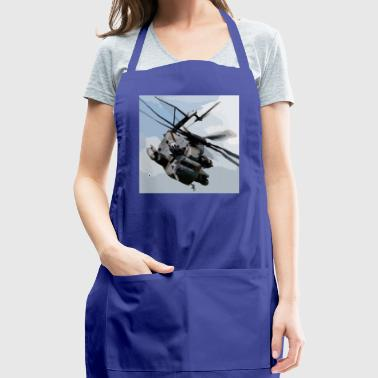 helicopter - Adjustable Apron