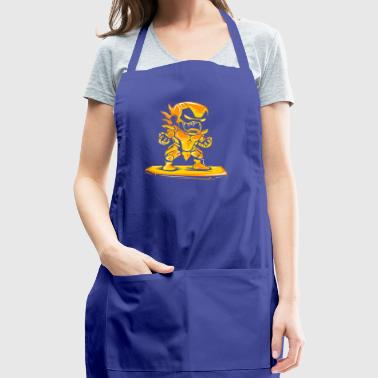 Robot T-Shirt: for all robotics and fantasy fans - Adjustable Apron
