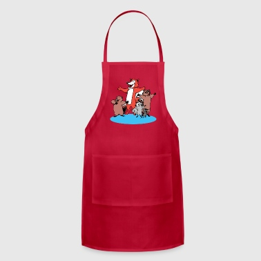 Rodent rodent - Adjustable Apron