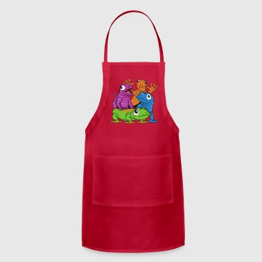 Lizard Lizards - Adjustable Apron