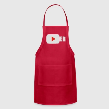 YouTuber - Adjustable Apron