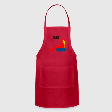 SEX - Adjustable Apron