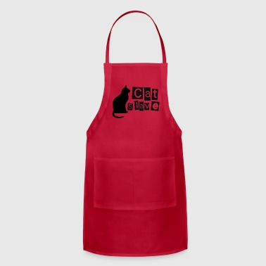 Cat Slave - Adjustable Apron