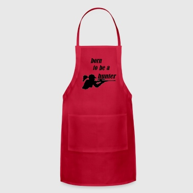 born to be - Adjustable Apron
