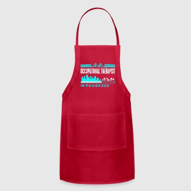 The Best Occupational Therapist In Progress - Adjustable Apron