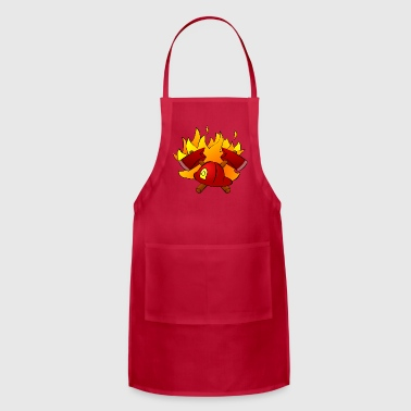 fire Department - Adjustable Apron