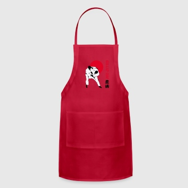 jiu-jitsu japanese martial arts - Adjustable Apron