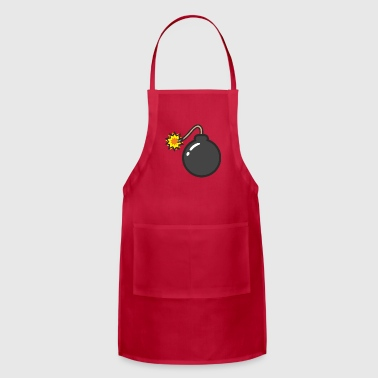 Bomb 3...2...1... - Adjustable Apron