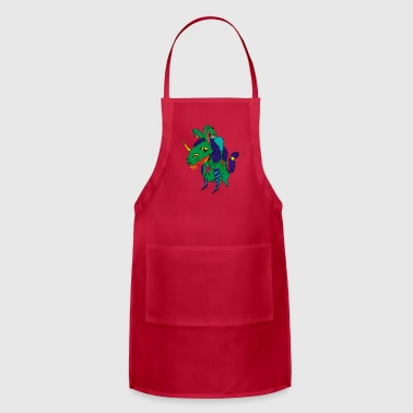 Sparkle Abomination - Adjustable Apron