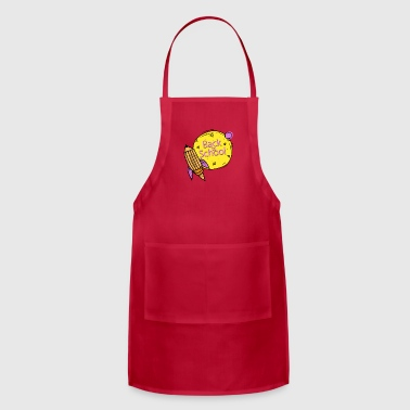 Back to School! Fly with your Rocket to the Stars! - Adjustable Apron