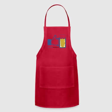 Facebook Parody - Adjustable Apron