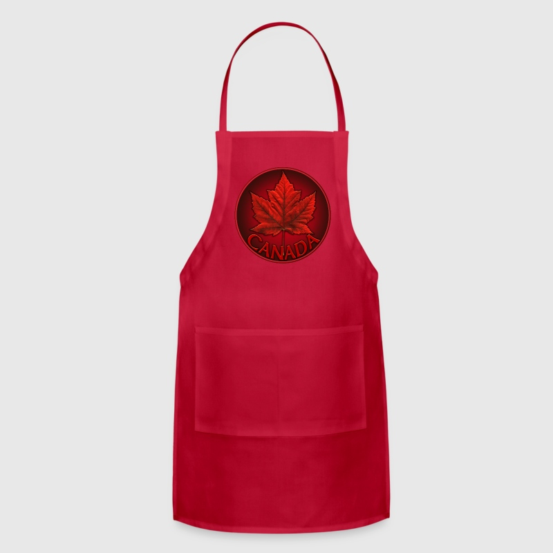 Canada Souvenirs Gifts & Canadian Maple Leaf Apparel - Adjustable Apron