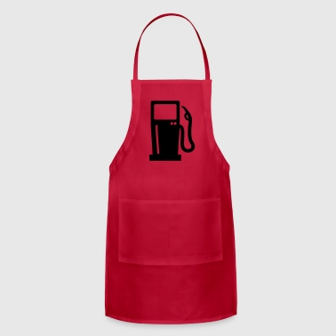 Gas station - Adjustable Apron