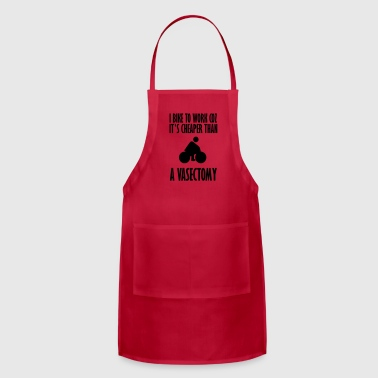 biking biking biking - Adjustable Apron