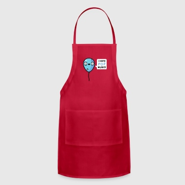 Pop Music Pop music - Adjustable Apron