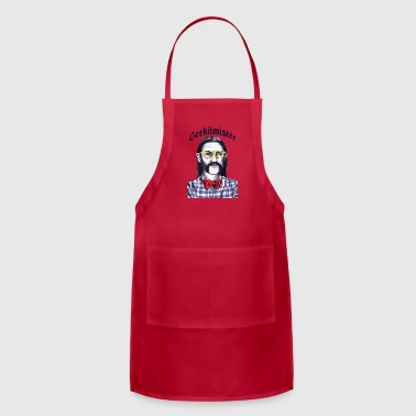 Mister geekil mister - Adjustable Apron