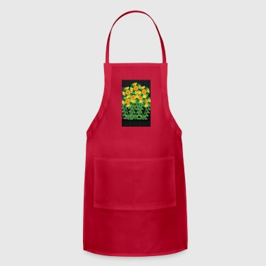 Sunflower bloom - Adjustable Apron