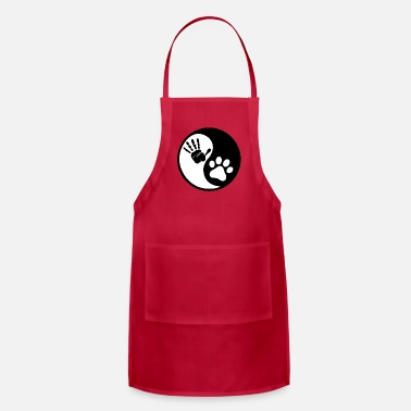 Dog Paw Dog Paws - Adjustable Apron