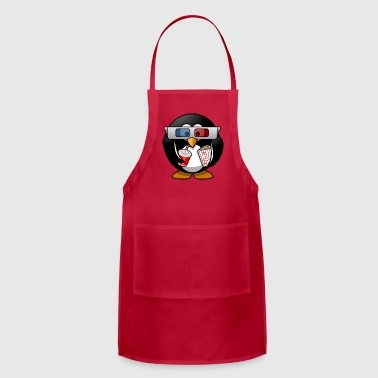 cinema penguin - Adjustable Apron