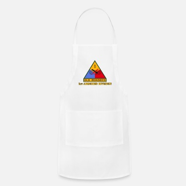 1st Armored Division 1st Armored Division - Apron