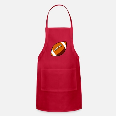 Rugby Rugby - Adjustable Apron