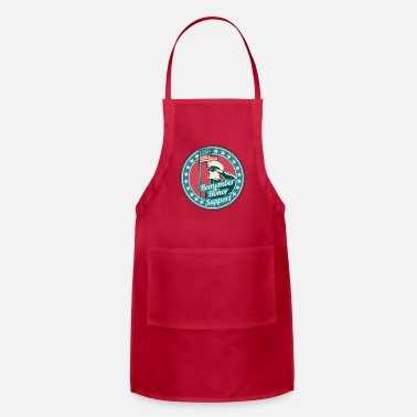 Military Military Appreciation - Adjustable Apron
