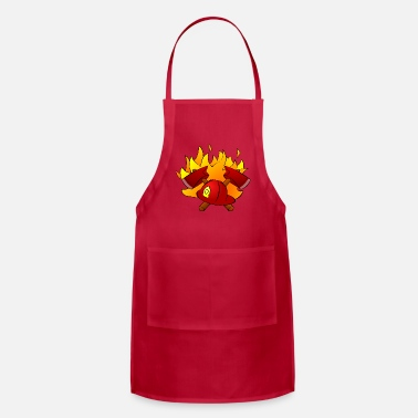 Fire Department fire Department - Adjustable Apron